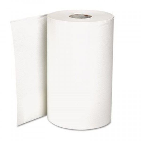 1Ply 80m Hand Paper Towel Roll, 16 Rolls